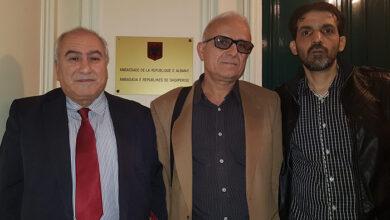 Photo of دیدار هیأتی از جداشدگان مجاهدین با مسئولان سفارت آلبانی در پاریس