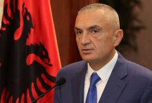 ایلیر متا رئیس جمهور محترم آلبانی