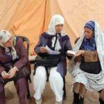 اعلام موجودیت کمیته زنان برای رهایی اسیران دربند فرقه رجوی خوزستان