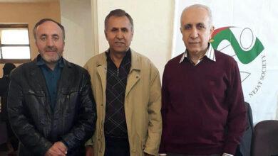 Photo of آقای محمد تورنگ در جمع خانواده های اصفهانی