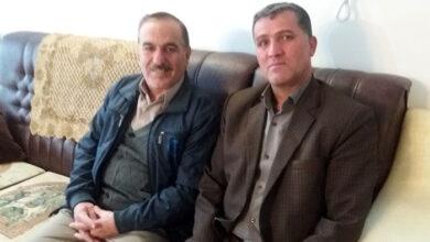 Photo of دیدار انجمن نجات زنجان با برادرعلی حسین جماعتی