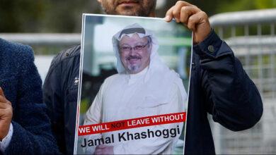 تصویر از خدمات متقابل جنایت کاران سعودی و خیانتکاران مجاهدین خلق