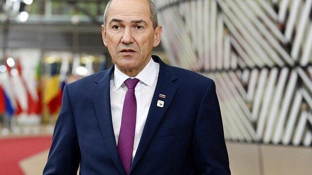 یانز یانشا نخست وزیر اسلوونی