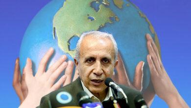 ابراهیم خدابنده مدیر عامل انجمن نجات