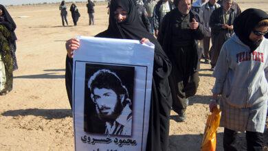 Photo of نامه خواهر نگران و چشم انتظار به برادرش محمود خسروی در البانی