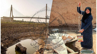 خوزستان بی آب