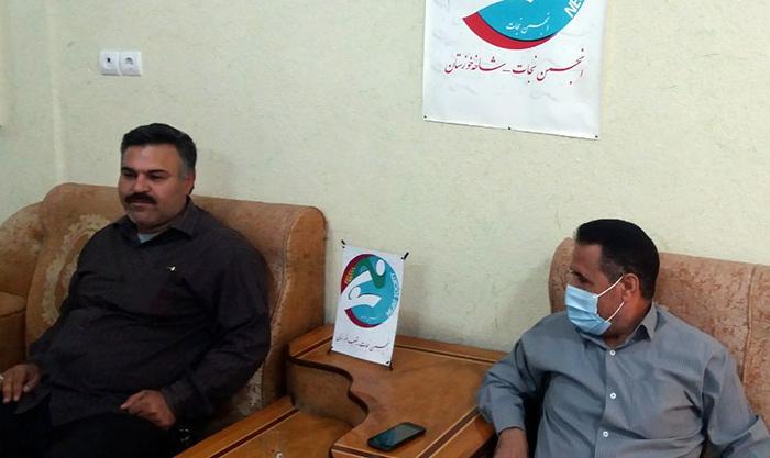 جداشده های خوزستان