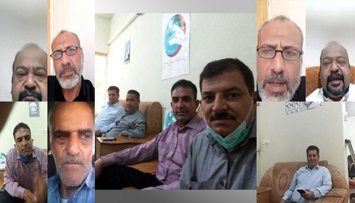 جدا شده های خوزستان