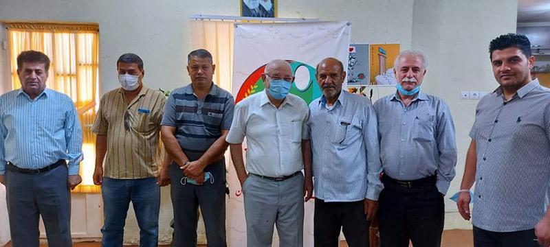 خانواده های خوزستانی در حمایت از طرح حقوقی 42 عضو جداشده