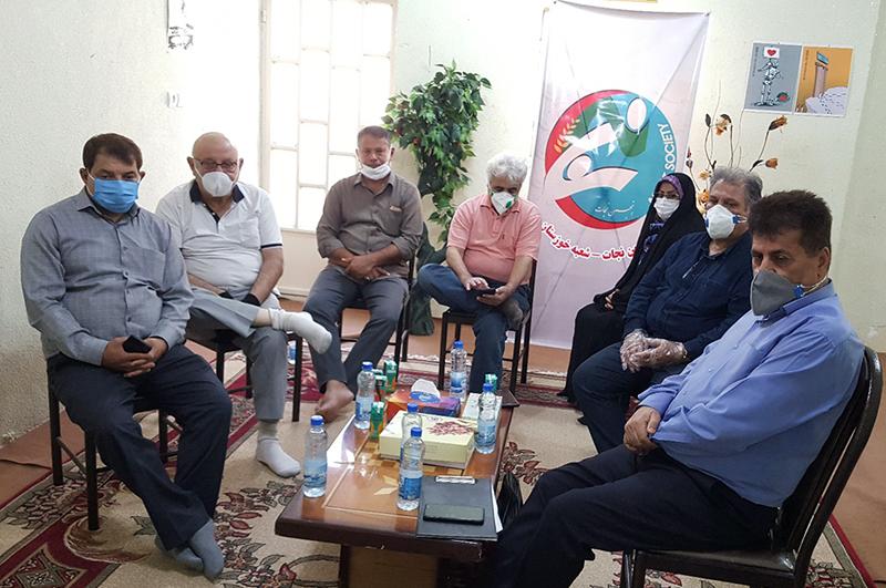 گردهمایی انجمن نجات خوزستان
