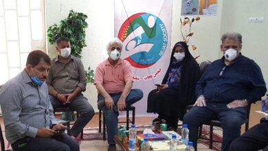 Photo of پیام خانواده های خوزستانی شرکت کننده در گردهمایی سراسری انجمن نجات تیر 1399