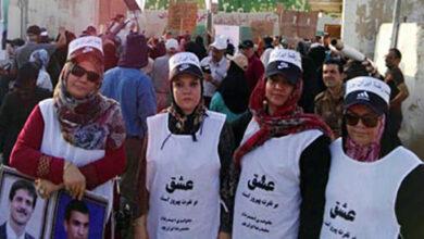تصویر از خواهران ایران پور میهمانان تلویزیون مردم تی وی
