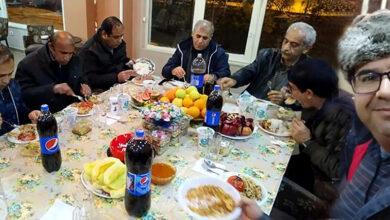شب یلدا اعضا جدا شده در آلبانی