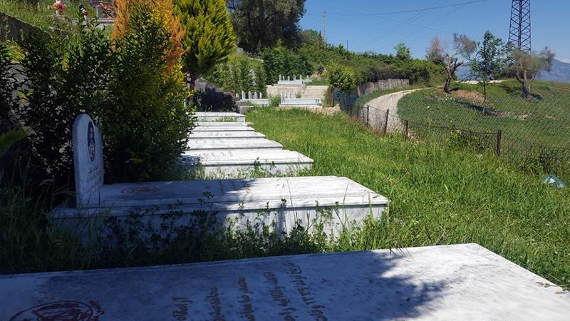 قبرستان مجاهدین