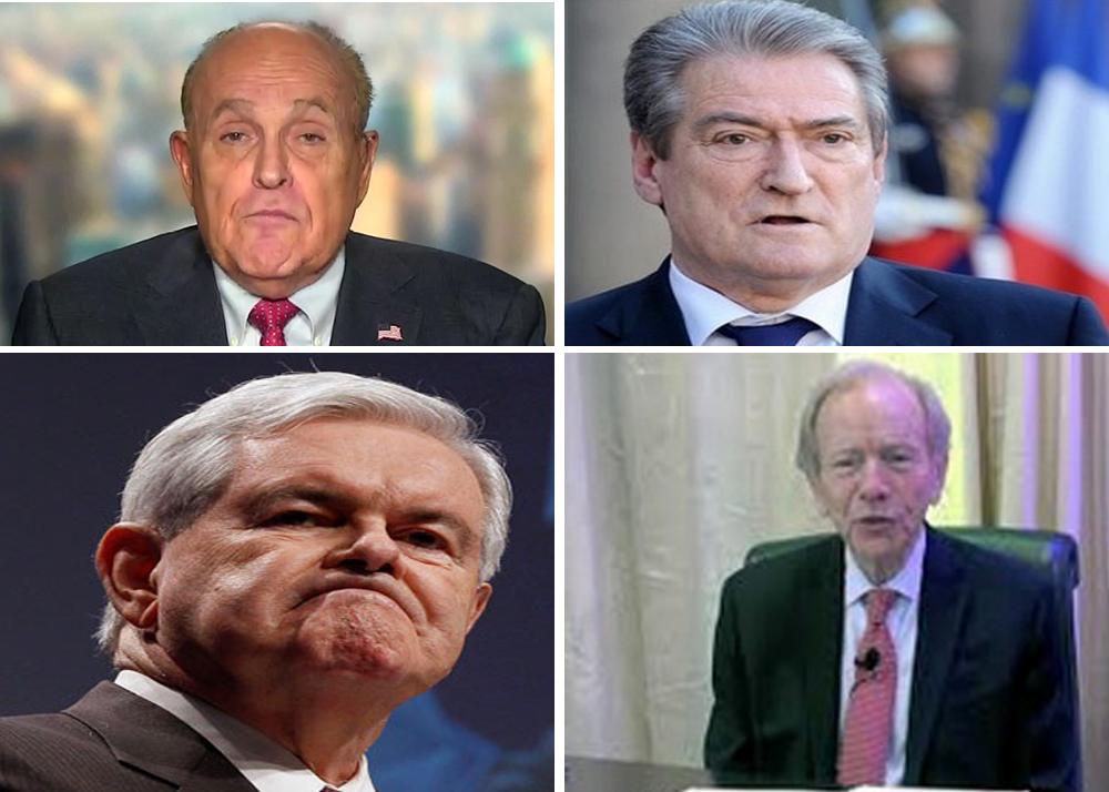 گردهمایی مجاهدین در آلبانی -