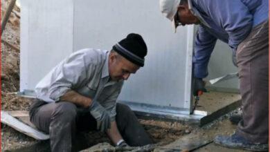 مجاهدین کارگر در آلبانی