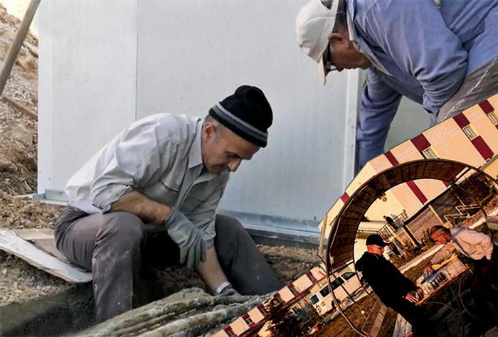 مجاهدین خلق در آلبانی