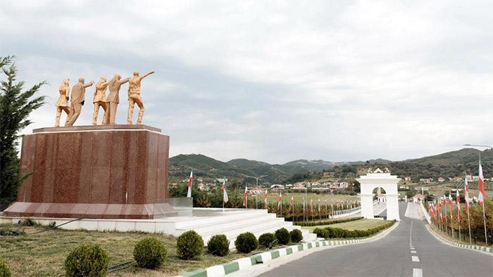 اردوگاه مجاهدین در آلبانی