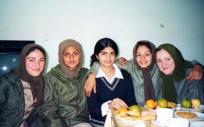 زنان و دختران در فرقه رجوی