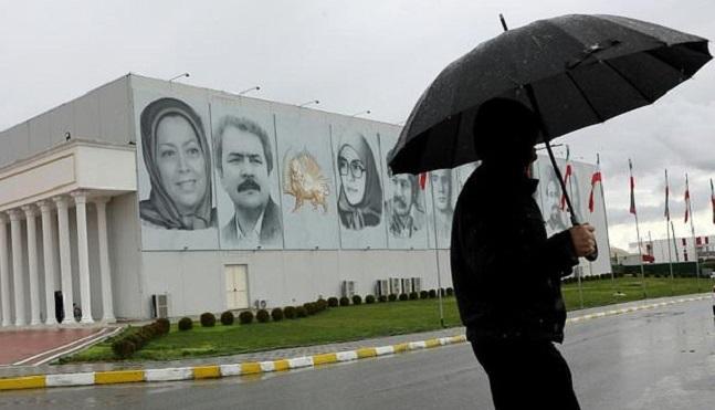 کمپ اشرف 3 مجاهدین در آلبانی
