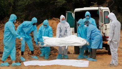 مرگ افراد در آلبانی
