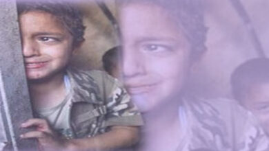 کودکان در فرقه رجوی