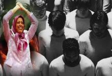 تصویر از اسرای رجوی و صدام همچنان تحت فشارند
