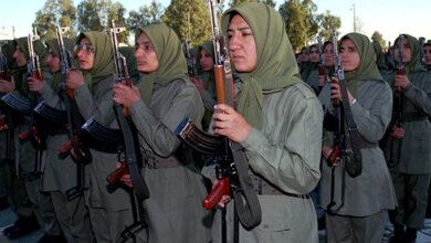Photo of مجاهدین – زنان بر علیه زنان