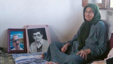 مادر علی اکبر مردانی
