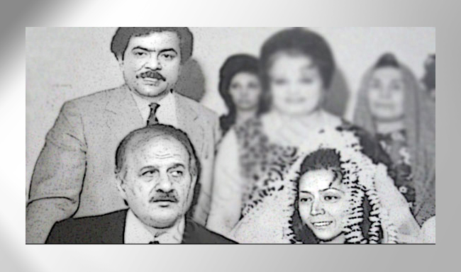 مهدی ابریشمچی و مریم رجوی