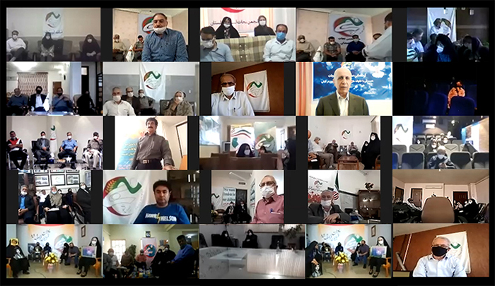 گردهمایی سراسری انجمن های نجات کشور