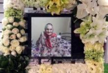 مادر محسن مهرورز