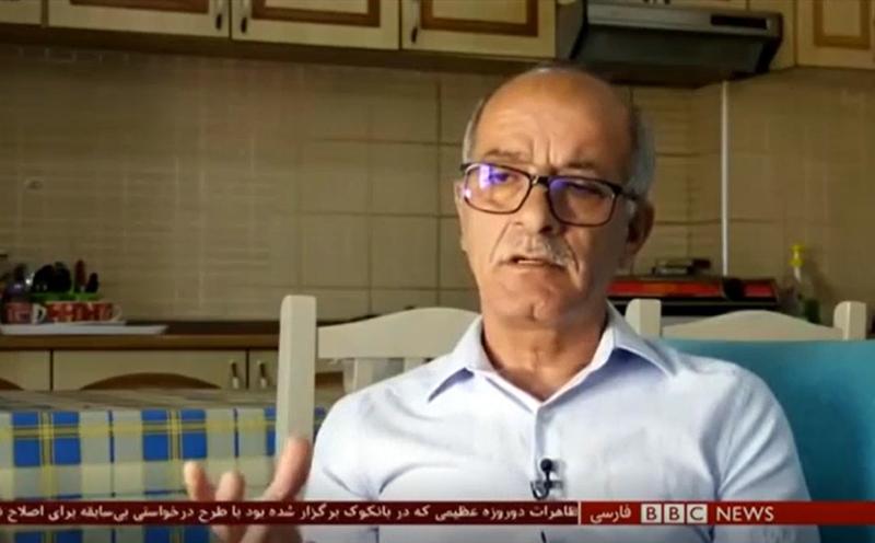 غلامعلی میرزایی در مصاحبه با بی بی سی