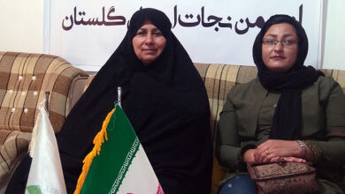 Photo of حضور خانواده رضا علی میرزائی در دفتر انجمن نجات