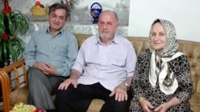 Photo of دیدار صمیمانه از خانواده دردمند و چشم انتظار عضو اسیر رجوی یوسف مبرهن