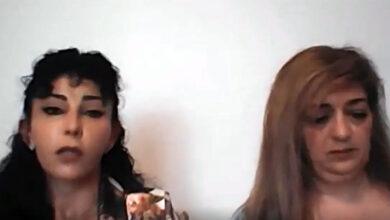زهرا معینی و حمیرا محمدنژاد