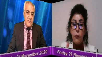 حمیرا محمدنژاد میهمان تلویزیون مردم تی وی