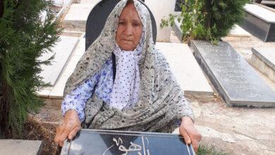 مادر باقر محمدی