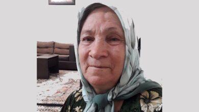 Photo of نامه مادر باقر محمدی سرواله