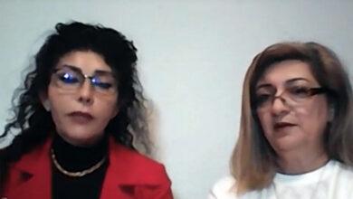 زهرا معینی و حمیرا محمد نژاد