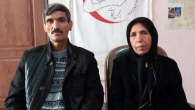 Photo of حضور گرم خانواده داریوش نجفی در دفتر انجمن کرمانشاه