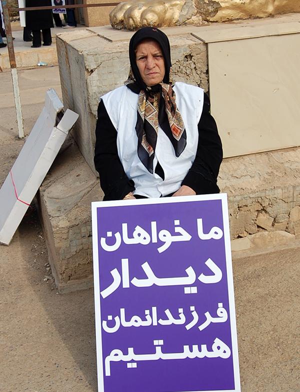 مادر محمد جعفر نجفی