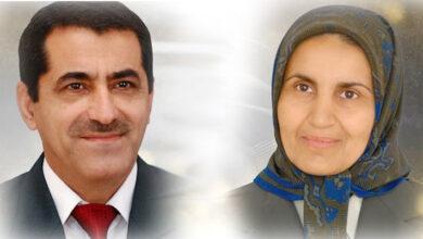 تصویر از دو خانواده خوزستانی دیگر از اعضای تحت اسارت فرقه مجاهدین داغدار شدند