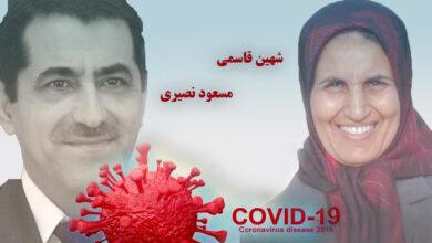 تصویر از گویا در زندان اشرف 3 ویروس کرونا بیداد می کند