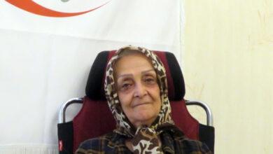 تصویر نامه مادر دردمند فریدون ندایی به نخست وزیر آلبانی