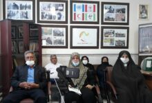 Photo of گردهمایی انجمن نجات اردبیل – تیر 1399