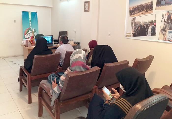 گزارش گردهمایی سراسری انجمن نجات - اصفهان