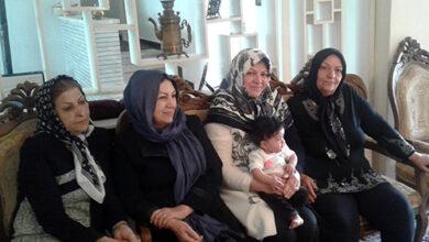 Photo of خانم فاتحی تنها ارزوی خود را آزادی فرزندش ذکر کرد
