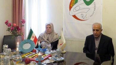 Photo of دیدار نوروزی انجمن نجات استان تهران با خانواده ها