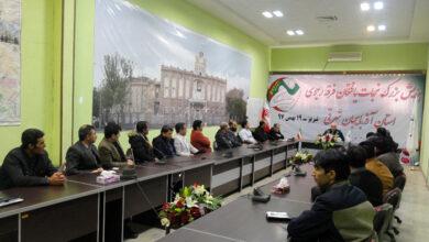 Photo of همایش بزرگ نجات یافتگان از فرقه ی رجوی